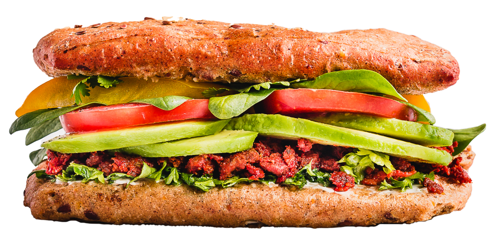 Vegan Sandwiches From Finnish Superfood